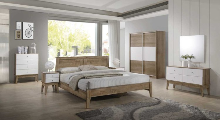 Cevo Series Bedroom Set